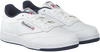 Weiße REEBOK Sneaker CLUB C KIDS  - small