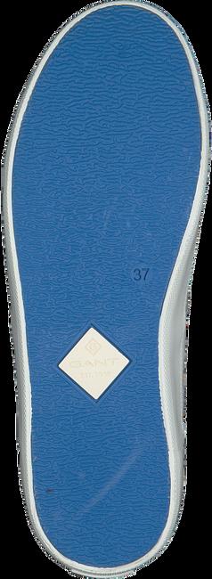 Weiße GANT Schnürschuhe ZOEE 18538442 - large