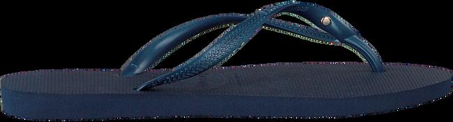 Blaue HAVAIANAS Pantolette SLIM CRYSTAL GLAMOUR  - large