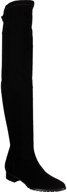 Schwarze RAPISARDI Overknees 2046 UMA - large