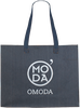 Weiße OMODA Shopper 50x14x40 - small