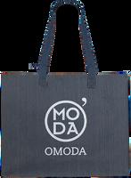 Weiße OMODA Shopper 50x14x40 - medium
