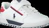 Weiße POLO RALPH LAUREN Sneaker low KEELIN PS  - small