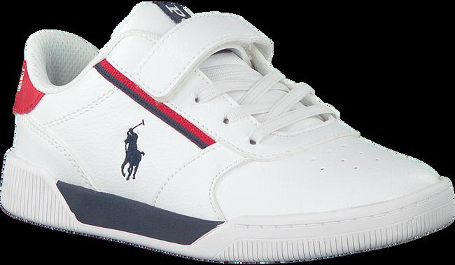 Weiße POLO RALPH LAUREN Sneaker low KEELIN PS  - large