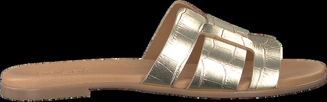 Goldfarbene OMODA Pantolette 179874  - large