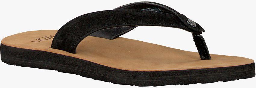 Black UGG shoe TAWNEY  - larger
