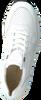 Weiße PAUL GREEN Sneaker low 4918-056  - small