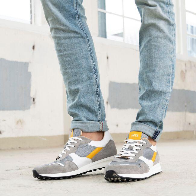 Graue VRTN Sneaker 9337A  - large