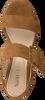 Cognacfarbene NOTRE-V Sandalen 45163  - small