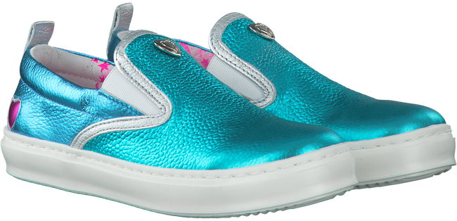 Blaue MIM PI Slip-on Sneaker 2503 - large
