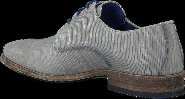 Graue BRAEND Business Schuhe 16086  - large