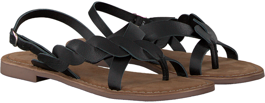 Schwarze LAZAMANI Sandalen 75.630  - larger