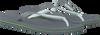 Graue HAVAIANAS Zehentrenner BRASIL MIX - small