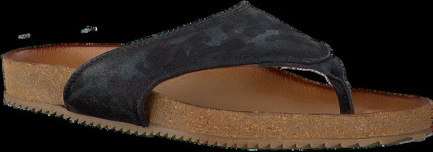 Schwarze MJUS Zehentrenner 463004 - larger