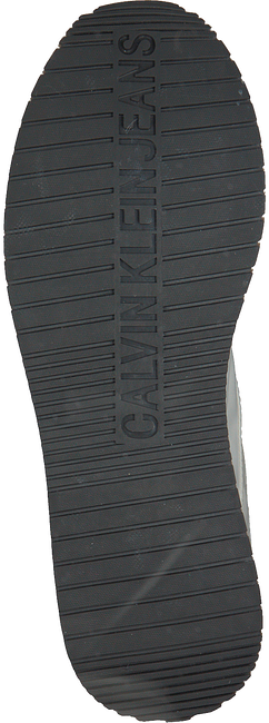 Weiße CALVIN KLEIN Sneaker JILL  - large