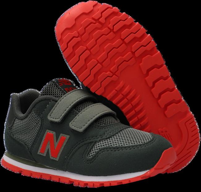 Grüne NEW BALANCE Sneaker low IV500/YV500  - large