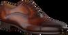 Cognacfarbene MAGNANNI Business Schuhe 20806 - small