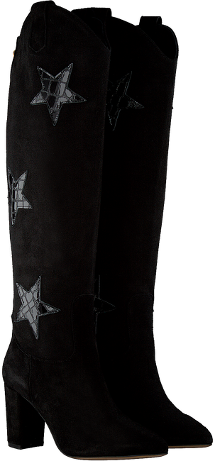 Schwarze FABIENNE CHAPOT Hohe Stiefel HUGO HIGH STAR BOOT  - large