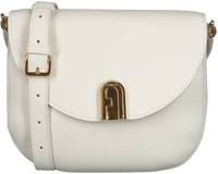 Graue FURLA Umhängetasche SLEEK S CROSSBODY  - medium