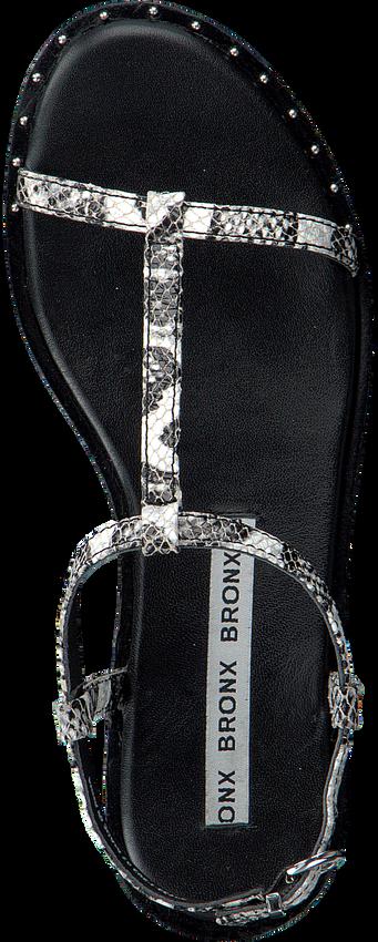 Schwarze BRONX Sandalen BTHRILLX  - larger