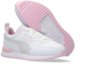Weiße PUMA Sneaker low PUMA R78 SL JR  - small