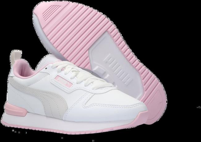 Weiße PUMA Sneaker low PUMA R78 SL JR  - large