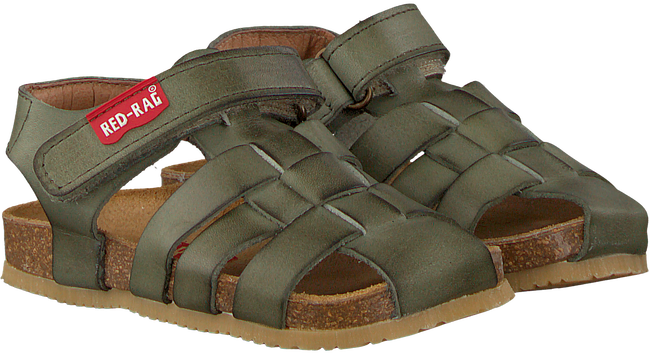 Grüne RED RAG Sandalen 19091 - large