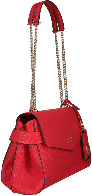 Rote GUESS Umhängetasche COLETTE SHOULDER BAG  - large