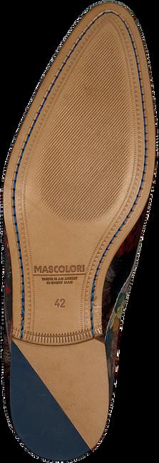 Rote MASCOLORI Business Schuhe RIJKSMUSEUM - large