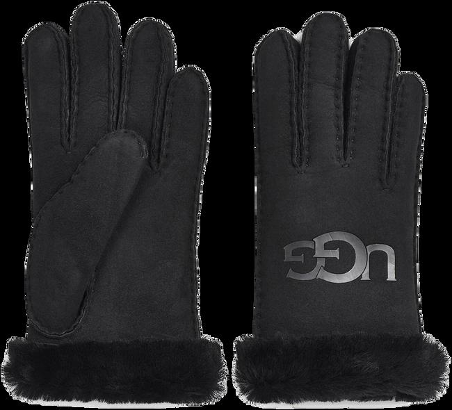 Schwarze UGG Handschuhe 18691  - large