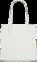 Weiße TED BAKER Handtasche FLOOCON  - medium