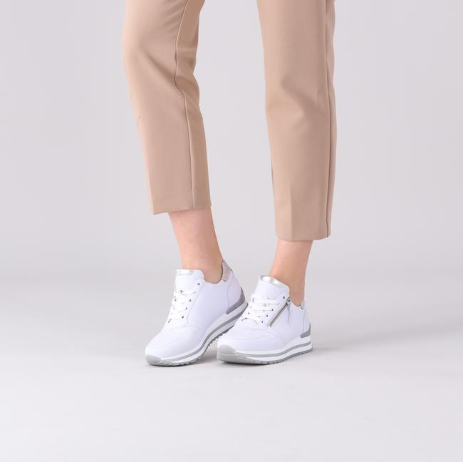 Weiße GABOR Sneaker 528  - large