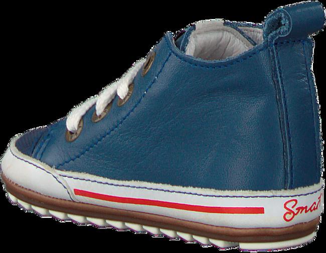Blaue SHOESME Babyschuhe BP9S004 - large
