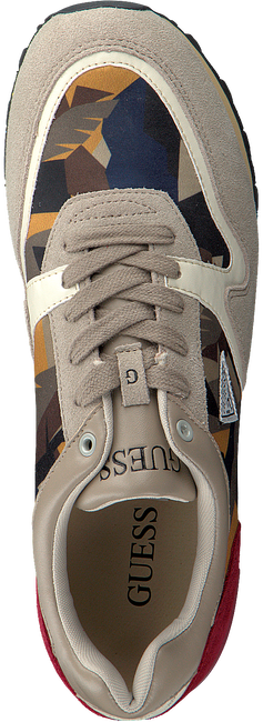 Beige GUESS Sneaker NEW CHARLIE  - large