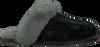 Schwarze UGG Hausschuhe SCUFFETTE II - small