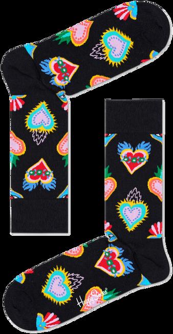 Mehrfarbige/Bunte HAPPY SOCKS Socken I LOVE YOU GIFT BOX  - large