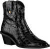 Schwarze FABIENNE CHAPOT Stiefeletten HOLLY ZIPPER BOOT  - small
