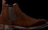 Cognacfarbene GREVE Business Schuhe PIAVE  - medium