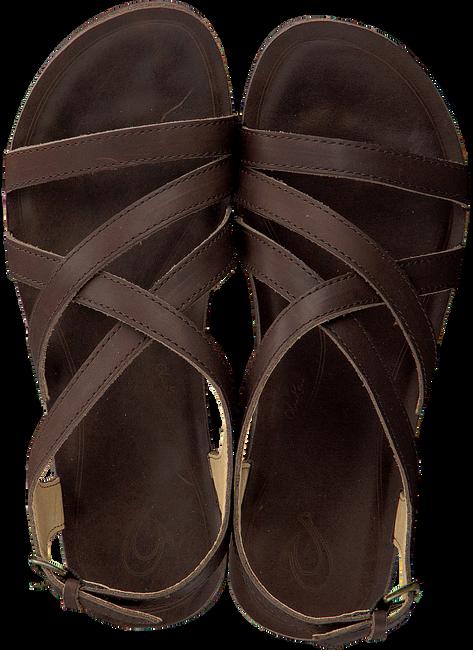 brown OLUKAI shoe NANA  - large