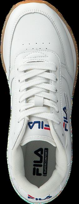 Weiße FILA Sneaker ORBIT JOGGER LOW WMN  - large