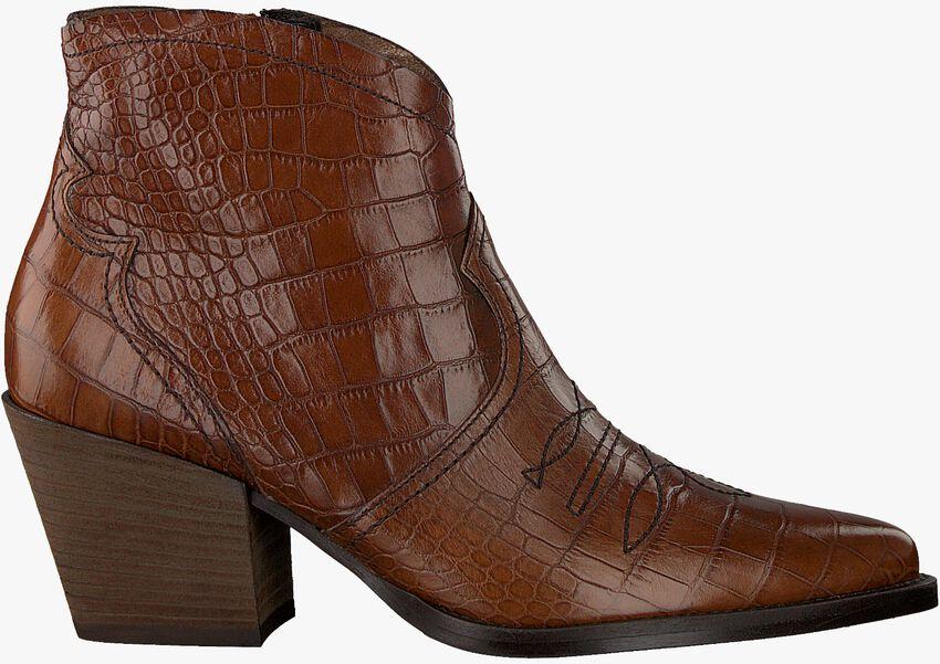 Braune PAUL GREEN Cowboystiefel 9666  - larger