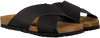 Schwarze MAZZELTOV. Pantolette 19-0465  - small