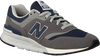 Graue NEW BALANCE Sneaker low CM997  - small