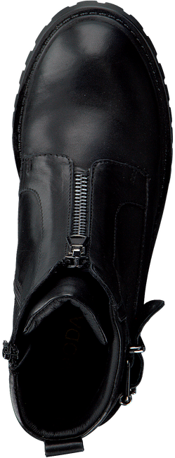 Schwarze OMODA Biker Boots LPKLARA  - large