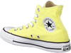 Gelbe CONVERSE Sneaker CHUCK TAYLOR ALL STAR HI DAMES  - small
