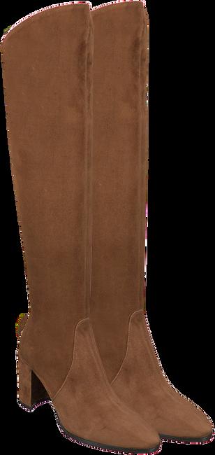 Cognacfarbene NOTRE-V Hohe Stiefel MARZIA16  - large