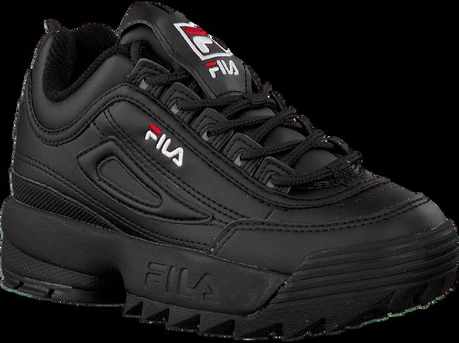Schwarze FILA Sneaker DISRUPTOR KIDS  - large