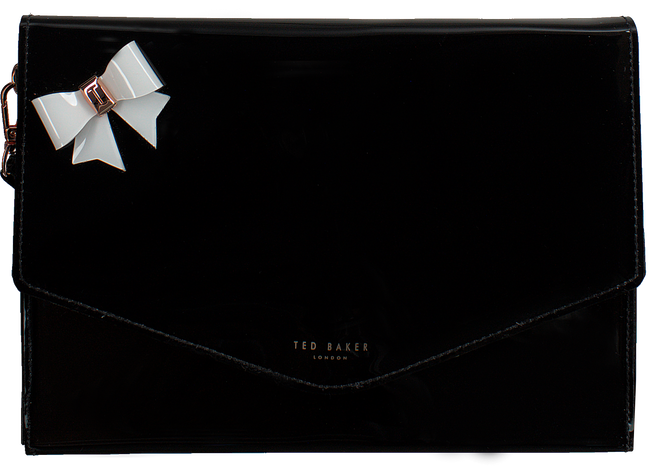 Schwarze TED BAKER Handtasche ESTHER - large