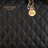 Schwarze GUESS Handtasche SWEET CANDY LARGE CARRY ALL  - small