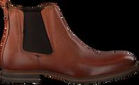 Cognacfarbene OMODA Ankle Boots MINFUSA610.01OMO - medium